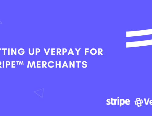 Setting up VerPay for Stripe™ Merchants